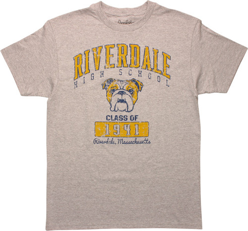Archie Comics Riverdale High School Class T-Shirt