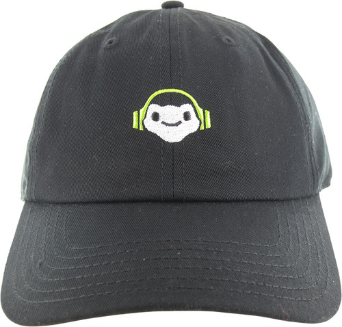 Overwatch Lucio Small Icon Buckle Hat