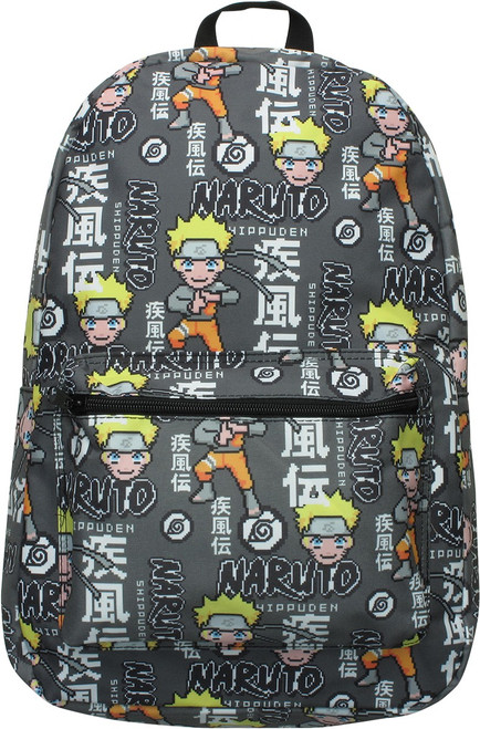 Naruto Shippuden Sublimated Backpack