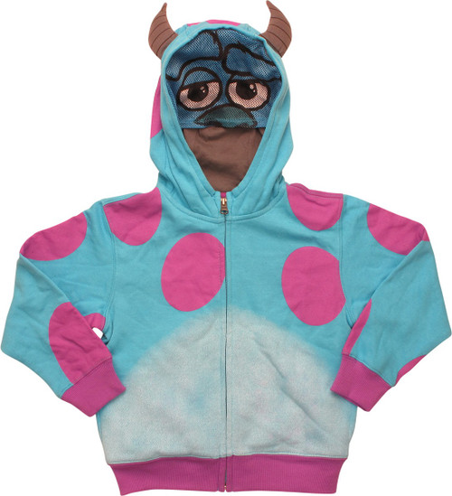 Monsters University Sulley Costume Toddler Hoodie
