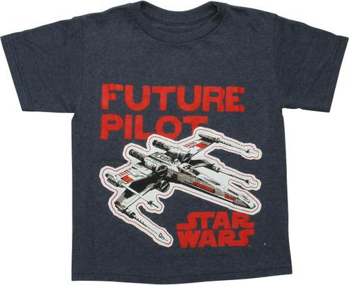Star Wars Future Pilot Juvenile T-Shirt