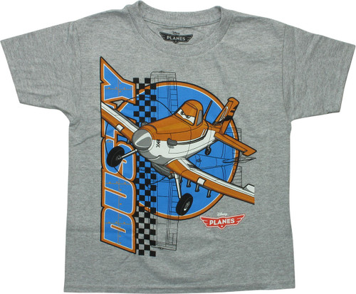 Planes Dusty Flying In Circle Juvenile T-Shirt