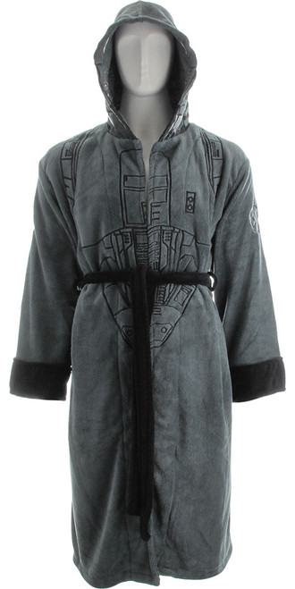 Star Wars K-2SO Hooded Fleece Robe