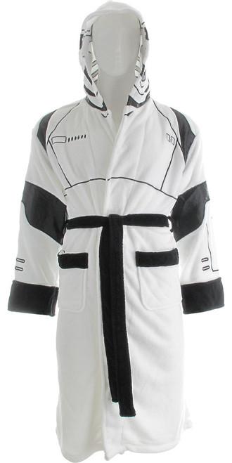 Star Wars Stormtrooper Hooded Fleece Robe