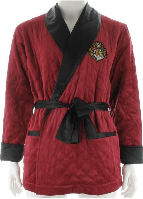 Harry Potter Hogwarts Smoking Jacket Robe