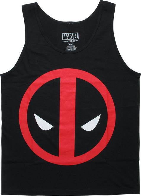Deadpool Logo Tank Top