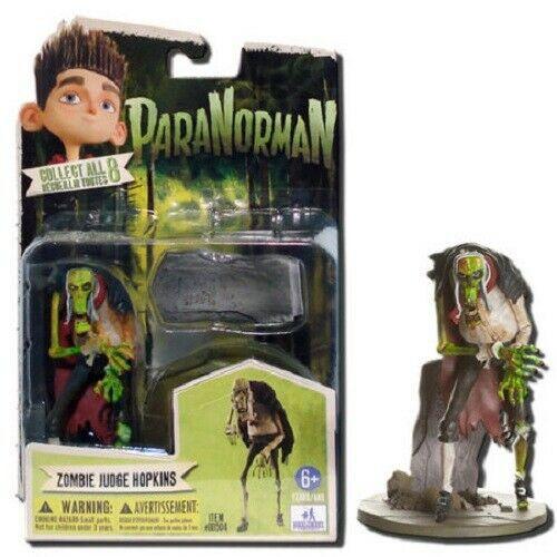 ParaNorman Zombie Judge Hopkins Figure