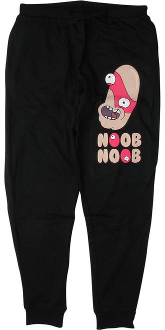Rick and Morty Noob Noob Womens Jogger Pants