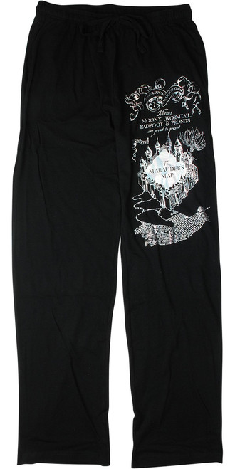 Harry Potter Marauder's Map Lounge Pants