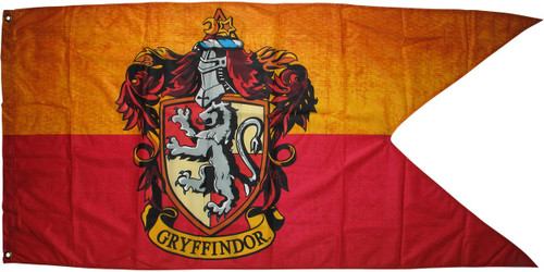 Harry Potter Gryffindor Crest Outdoor Flag