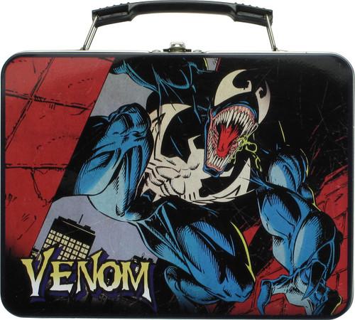 Venom 2018 Fan Expo Boston Exclusive Tin Lunch Box