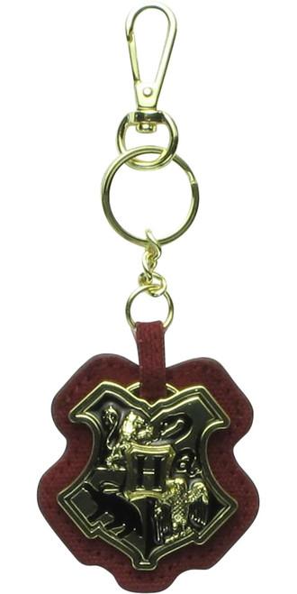 Harry Potter Hogwarts Crest Shield Keychain