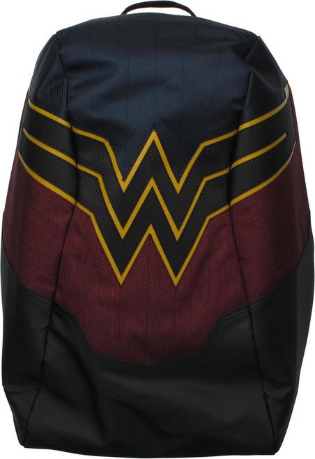 Wonder Woman Light Up Laptop Backpack