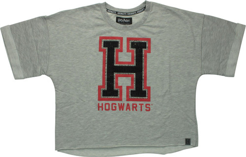 Harry Potter Hogwarts Oversized Juniors T-Shirt