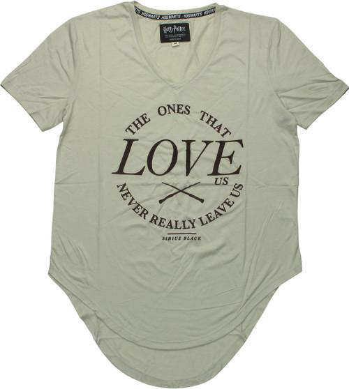 Harry Potter Sirius Quote Tunic Juniors T-Shirt