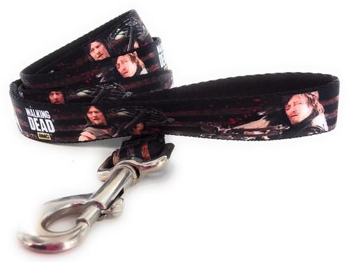 Walking Dead Daryl Crossbow Wrap 4 Foot Pet Leash
