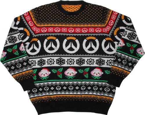 Overwatch Pachimari Ugly Sweater