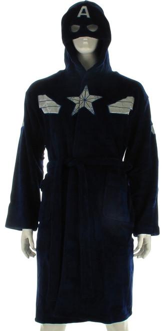 Captain America Winter Soldier Costume Robe