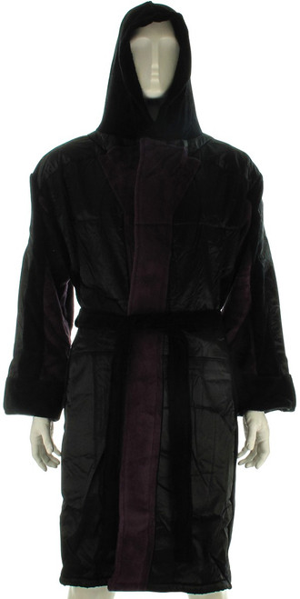 Avengers Hawkeye Emblem Hooded Robe