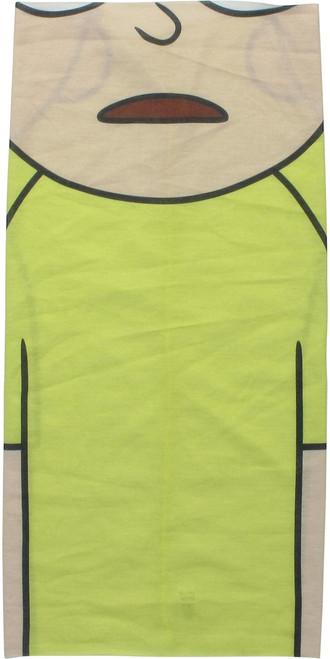 Rick and Morty Morty Costume Neck Gaiter