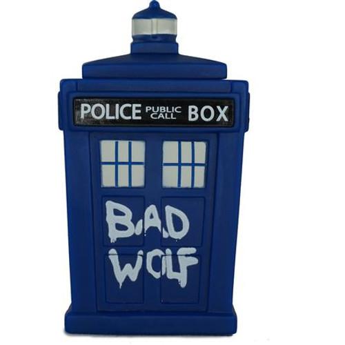 Doctor Who Bad Wolf Tardis Figure
