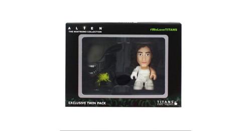 Alien Ripley Titan Vinyl 2 Pack Figure