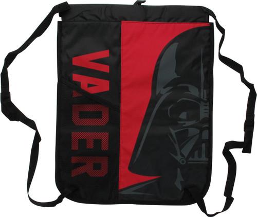 Star Wars Darth Vader Drawstring Backpack