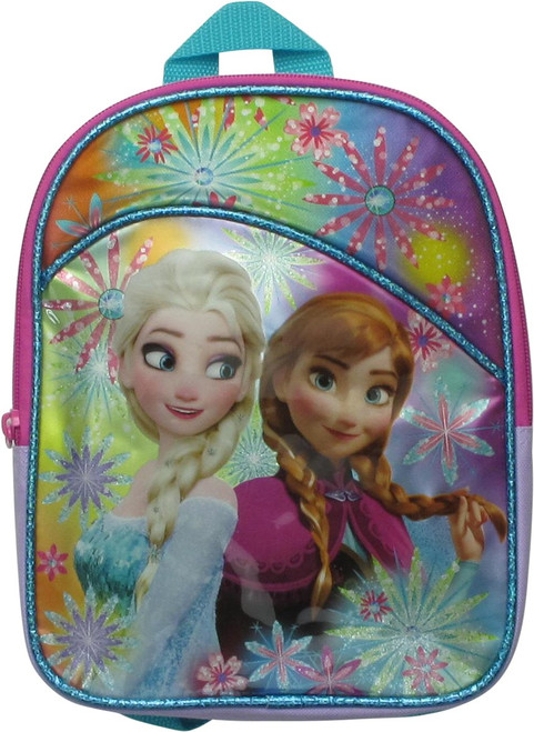Frozen Anna and Elsa Mini Backpack