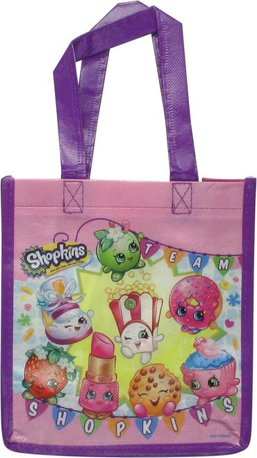 Shopkins Team Characters Mini Tote Bag
