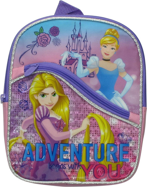 Disney Princess Adventure Begins Mini Backpack