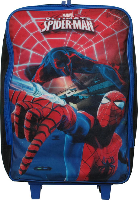 Ultimate Spiderman 2099 Spiderman Carry On Luggage