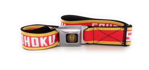 Yowamushi Pedal Sohoku Wrap Seatbelt Belt