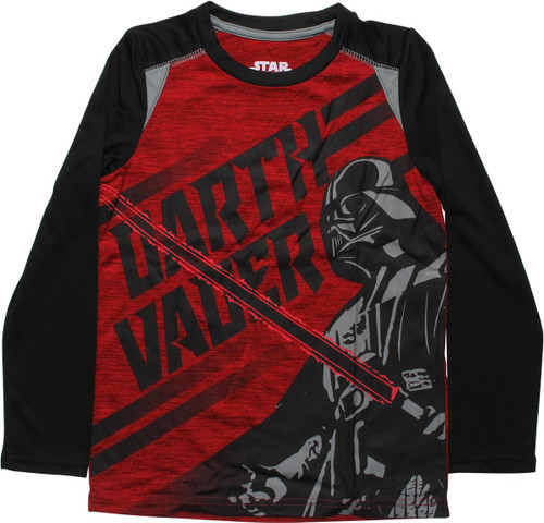 Star Wars Vader Athletic Youth T-Shirt