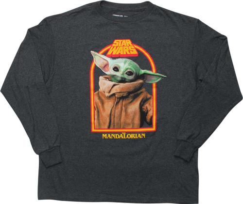Star Wars Grogu Mandalorian Youth T-Shirt