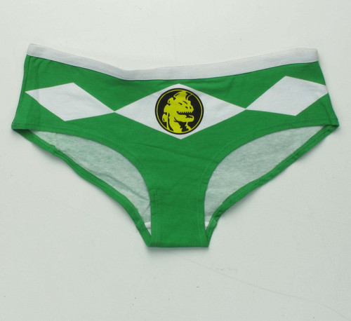 Power Rangers Green Hipster Panty