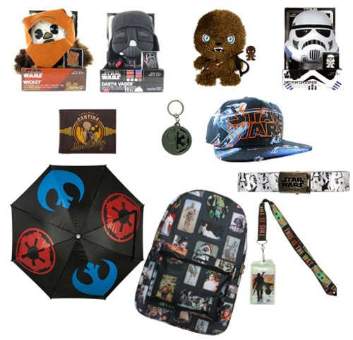 Star Wars Stylin Live Ep103 Gift Set