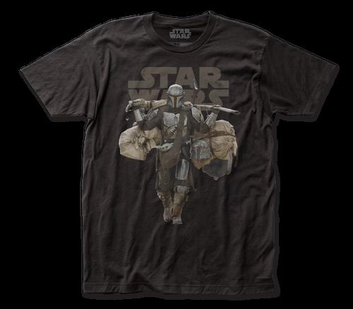 Star Wars Mandalorian Din T-Shirt