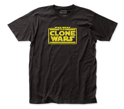 Star Wars Clone Wars Logo T-Shirt