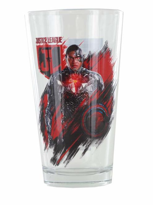 Justice League Movie Cyborg TT Pint Glass