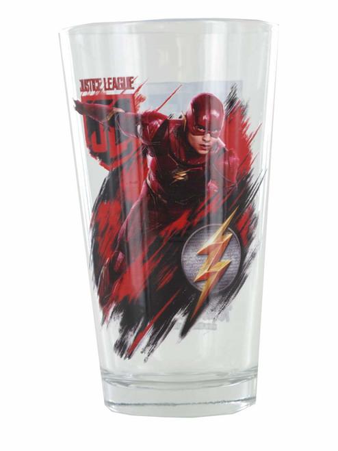 Justice League Movie Flash TT Pint Glass