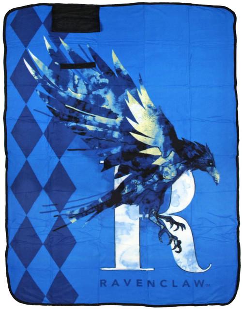 Harry Potter Ravenclaw Picnic Blanket