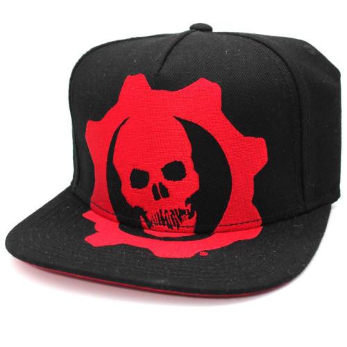 Gears Of War Cog Snapback Hat
