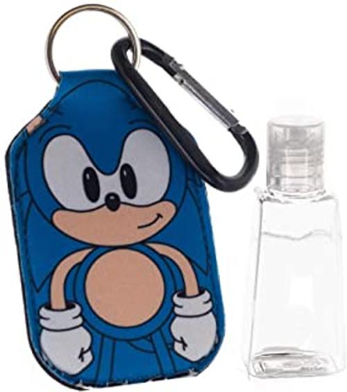 Sonic Hedgehog Bottle Keychain