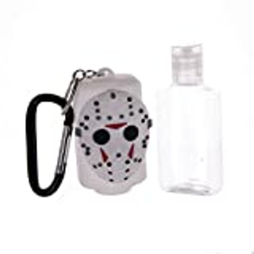 Friday The 13Th Bottle Keychain