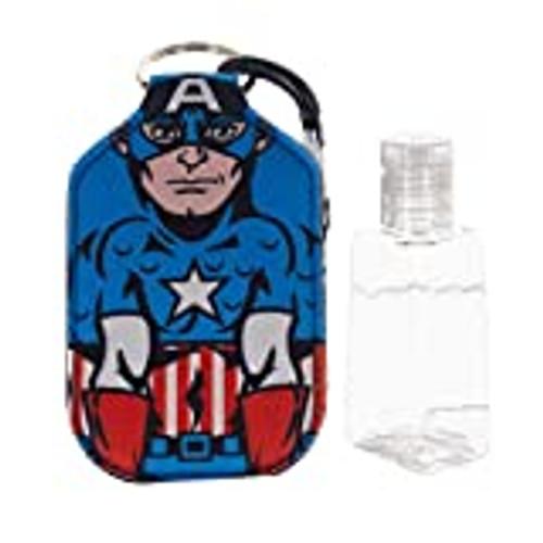 Captain America Essential Bottle Keychain