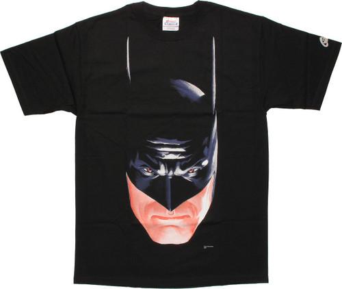 Batman Close Up T-Shirt