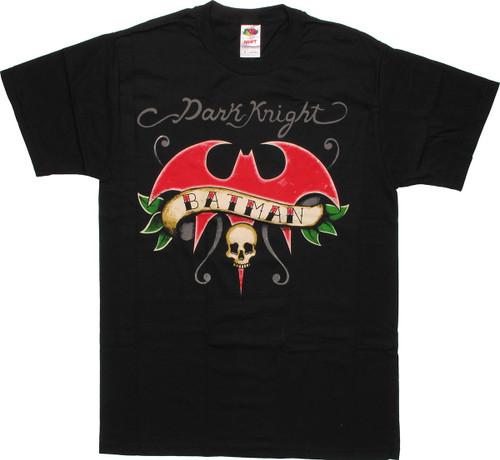 Batman Ink Ribbon T-Shirt