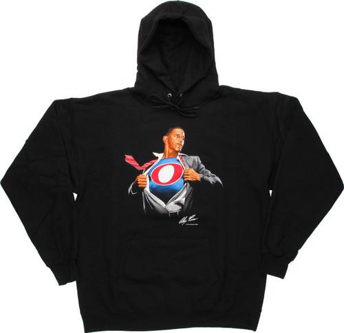 Barack Obama Super Obama Hoodie