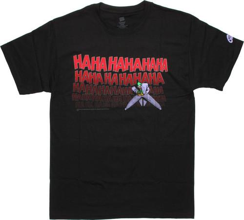 Joker HaHa Mirror T-Shirt