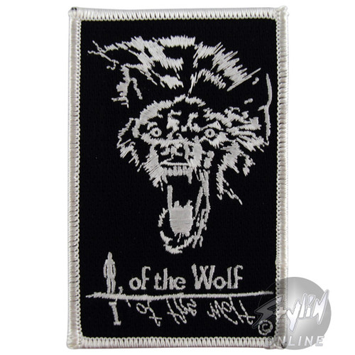 I of the Wolf Head Patch